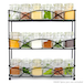 3 Tier Herb & Spice Rack | M&W Black  - Image 3