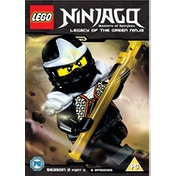LEGO Ninjago - Masters Of Spinjitzu: Season 2 - Part 2 DVD