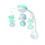 Bkids 3 In 1 Projector Musical Mobile
