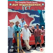Auf Wiedersehen Pet - The Complete Fourth Series DVD