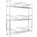 Ex-Display Free Standing 3 Tier Herb & Spice Rack | Non-slip Universal Design Chrome | M&W Used - Like New - Image 2