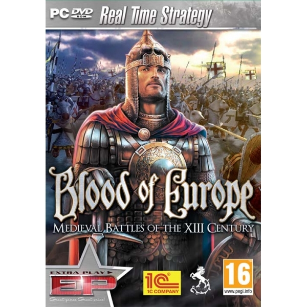 Blood Of Europe Game PC