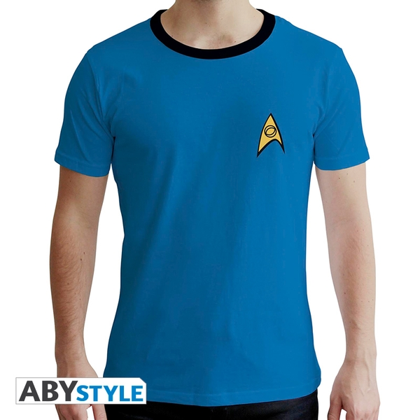 Star Trek - Crew Men's Large T-Shirt - White