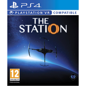The Station PS4 Game (PSVR Compatible)