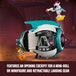 Lego Movie 2 Sweet Mayhem's Systar Starship with Emmet and Lucy Minifigures - Image 4