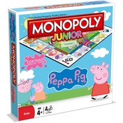 Peppa Pig Monopoly Junior Edition Board Game