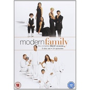 Modern Family Season 3 DVD