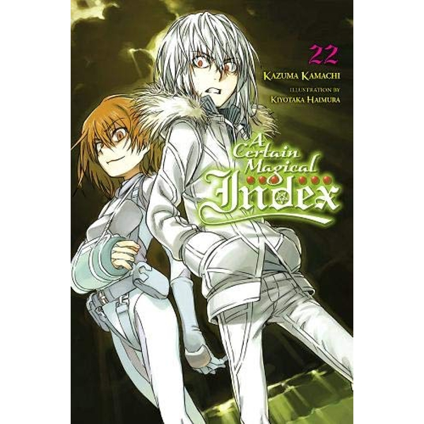 A Certain Magical Index, Vol. 22 (light novel)