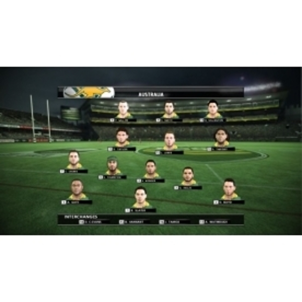 Rugby League Live 2 Game Of The Year (GOTY) Edition Game Xbox 360 - Image 2