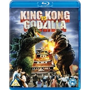 King Kong Vs Godzilla Blu-ray