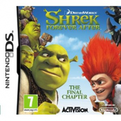 Shrek Forever After Game DS