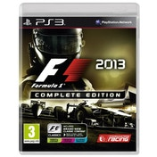 F1 2013 Complete Edition PS3 Game