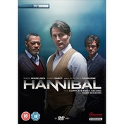 Hannibal Seasons 1-3 Boxset DVD