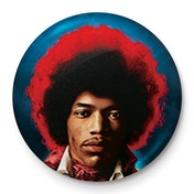 Jimi Hendrix - Both Sides of the Sky Badge