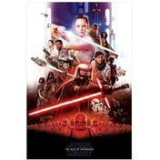 Star Wars The Rise Of Skywalker Epic Poster 61 x 91.5 cm