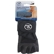 Fitness-Mad Weight Wrist Wrap Gloves Size L