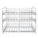 3 Tier Tin Can Rack | M&W - Image 3