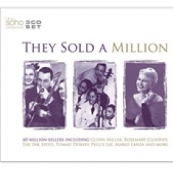 They Sold A Million CD