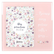 Florella 'Because Every Picture' Glass Frame