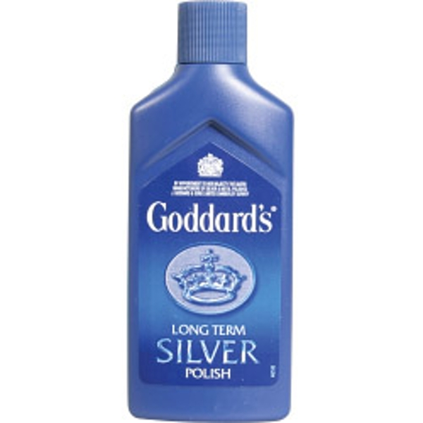Goddards Silver Polish 125ml Long Term