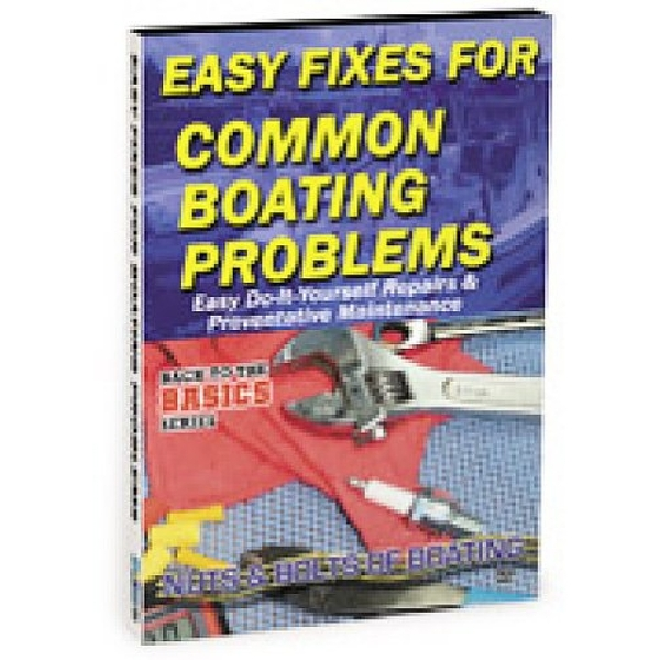 Easy Fixes to Common Boating Problems DVD