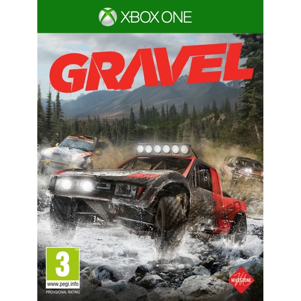 Gravel Xbox One Game