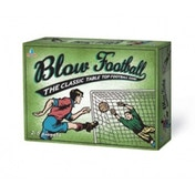 Blow Football Retro Board Game