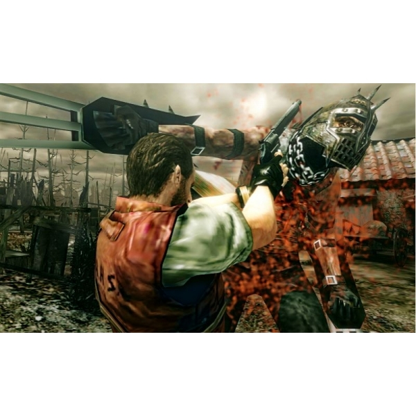 Resident Evil The Mercenaries Game 3DS - Image 2