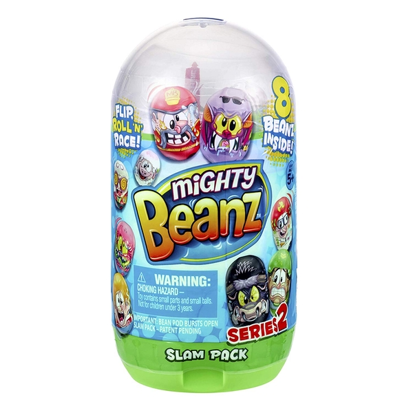 Mighty Beanz Slam Pack - Series 2
