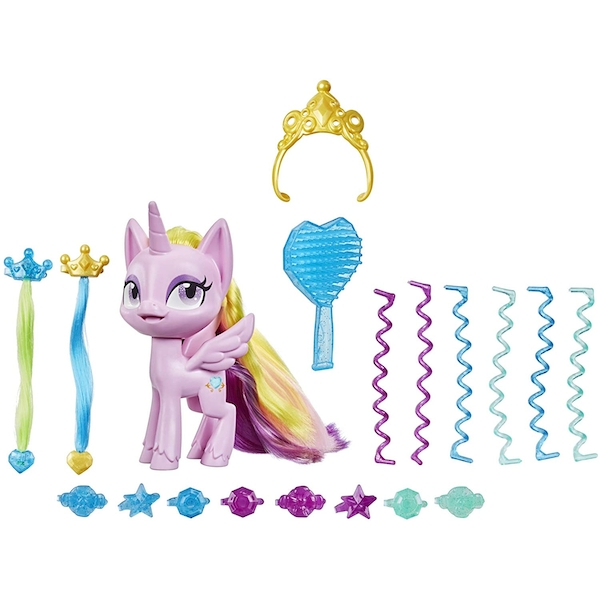 My Little Ponies Best Hair Day Princess Cadance Styling Figure