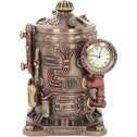 Time Displacement Capsule Steampunk