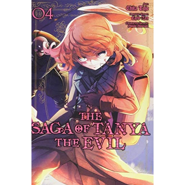 The Saga of Tanya the Evil, Vol. 4 (manga) (Saga of Tanya the Evil (Manga))