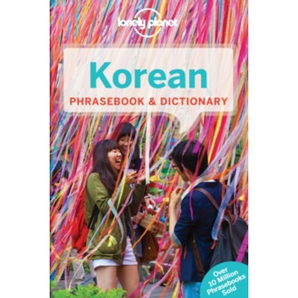 Lonely Planet Korean Phrasebook & Dictionary by Lonely Planet (Paperback, 2016)