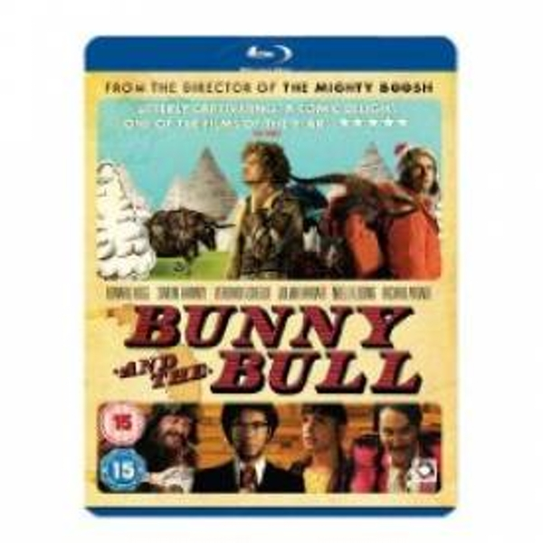 Bunny and the Bull Blu-Ray - Image 1