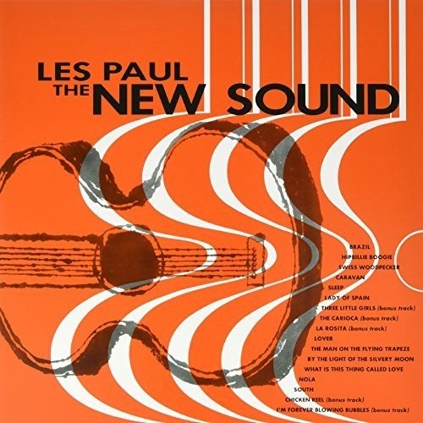 Les Paul - The New Sound Vinyl