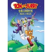 Tom and Jerry Halloween Hijinks and Shrieks DVD