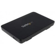 StarTech USB 3.1 Gen 2 10 Gbps Tool-Free Enclosure for 2.5 inch SATA Drives