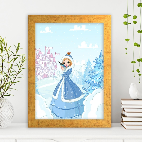 AC542150719 Multicolor Decorative Framed MDF Painting