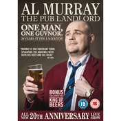 Al Murray One Man, One Guvnor DVD