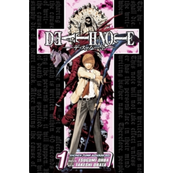 Death Note, Vol. 1 : 1