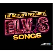 Elvis Presley - The Nation's Favourite Elvis Songs CD