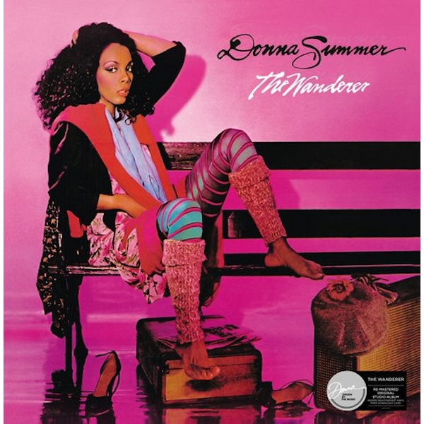 Donna Summer - The Wanderer Vinyl