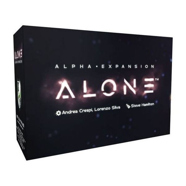 Image of Alone- Alpha Expansion