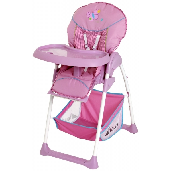 Hauck Sit 'n' Relax Highchair Butterfly - Image 1