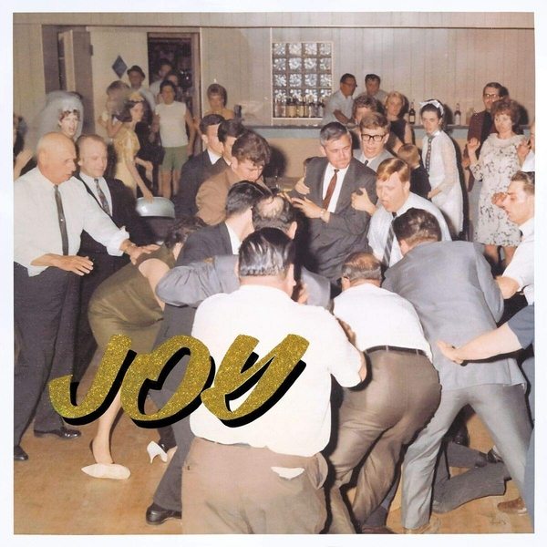 Idles - Joy As An Act Of Resistance. Vinyl
