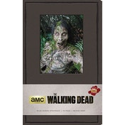Walkers (The Walking Dead) Hardcover Ruled Journal