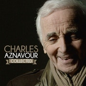 Charles Aznavour - Collected Limited Edition Gold Vinyl