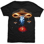 Anthrax Anthems Smoking Mens Black T-Shirt : XX-Large