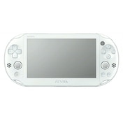 PS Vita Console Slim System White (UK Plug)