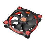 Thermaltake 120 mm Riing12 Led Fan Red